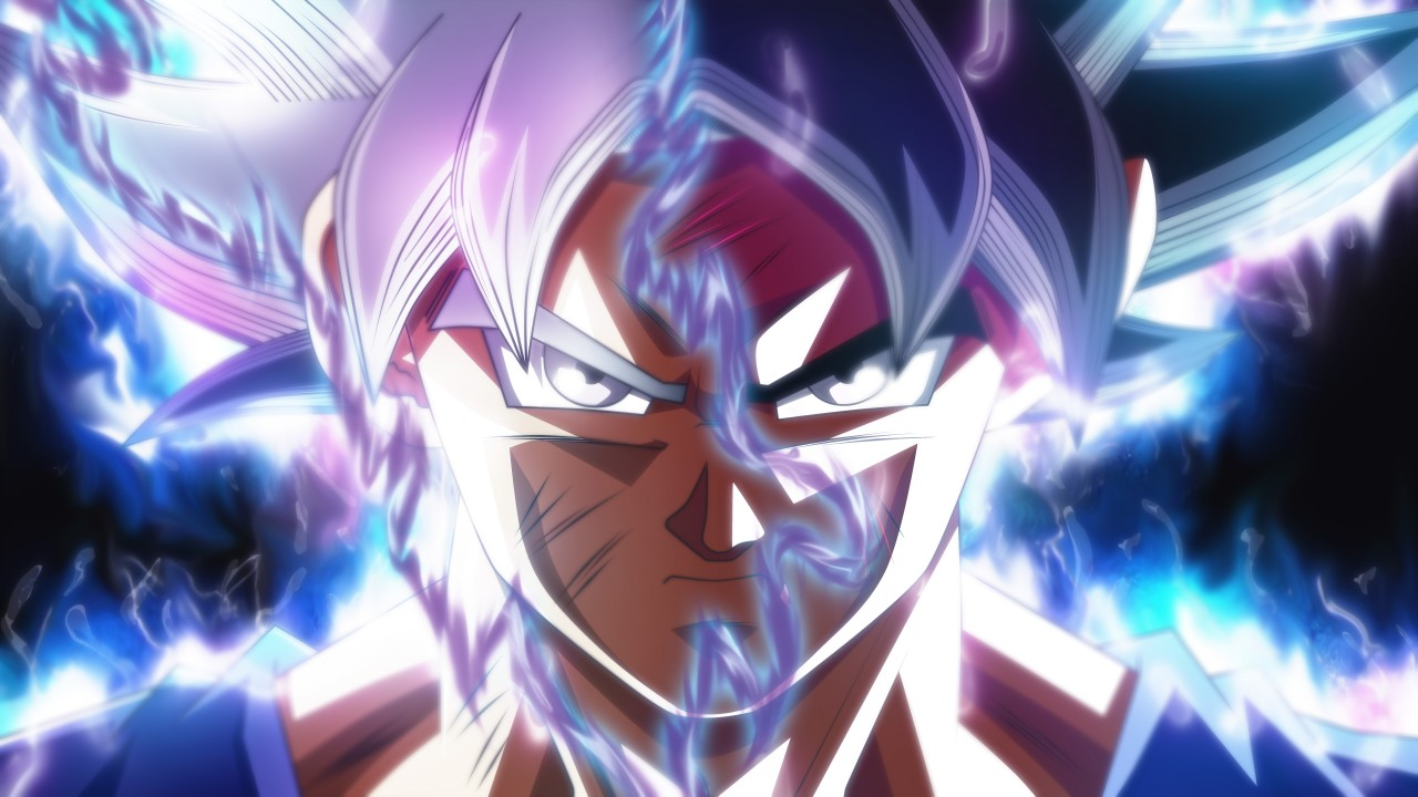 Wallpaper Goku 3d Goku Ultra Instinct Dragon Ball Super 5k Wallpapers Hd