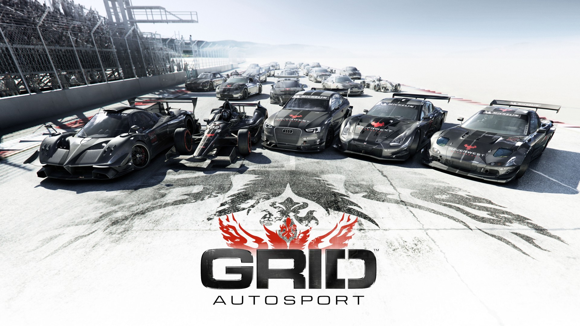 4k Wallpapers Of Anime Girls Grid Autosport Game Wallpapers Hd Wallpapers Id 13436