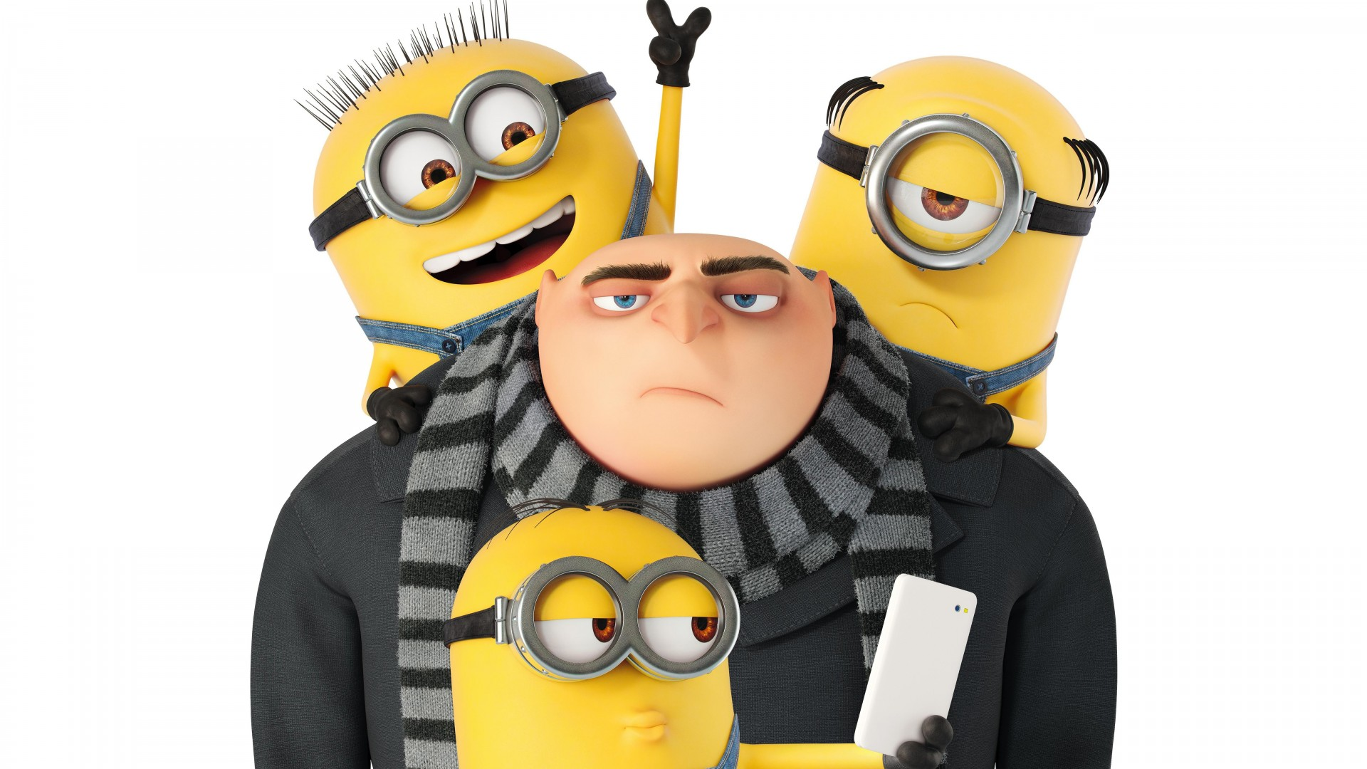 Cute Minions Wallpaper Gru Minions Despicable Me 3 5k Wallpapers Hd Wallpapers