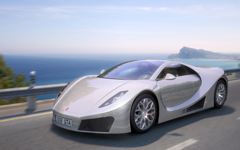 Gta Concept Super Sport Car