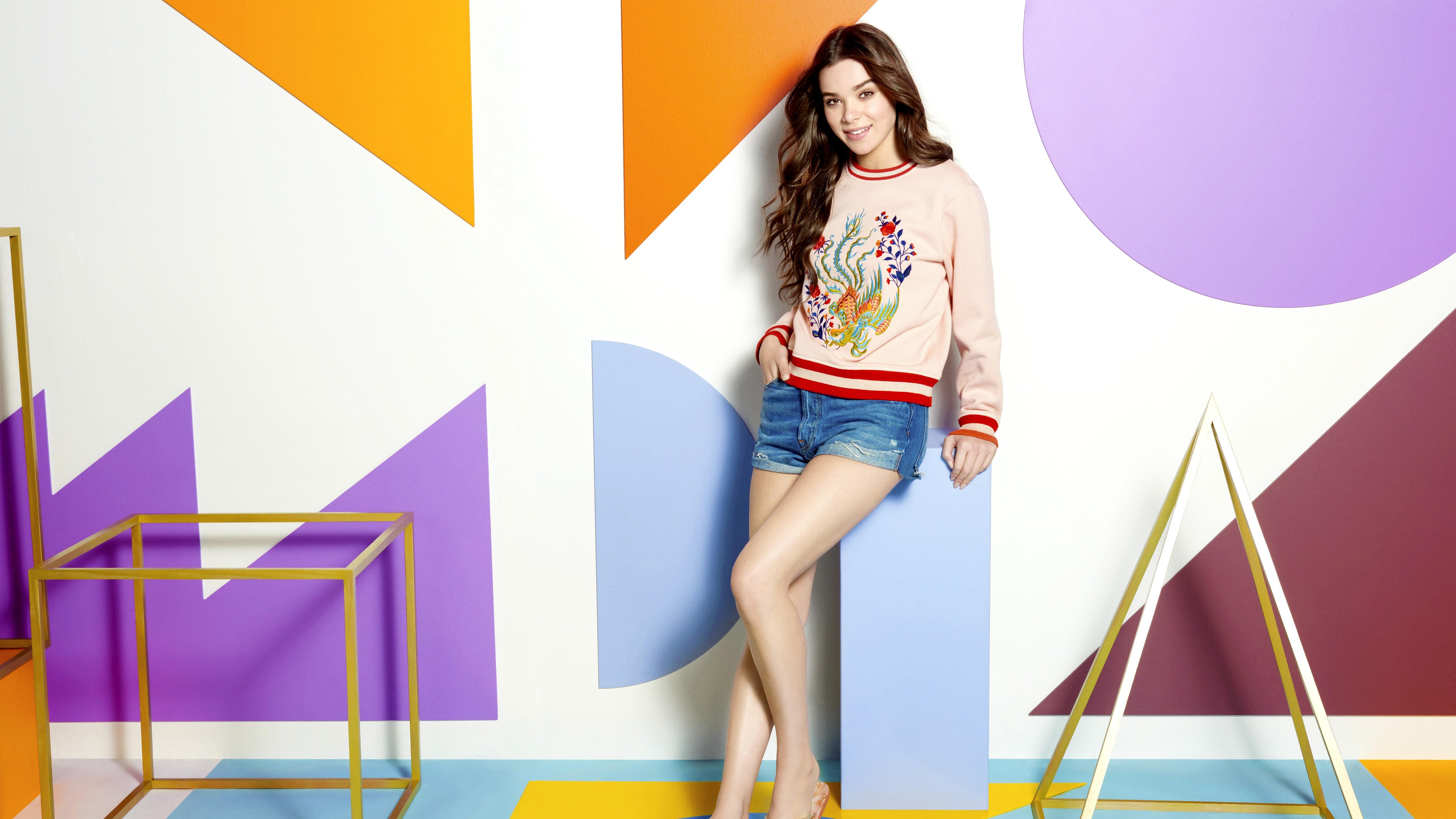 Selena Gomez Wallpaper Iphone 7 Plus Hailee Steinfeld 5k Hd Wallpapers Hd Wallpapers Id 20707
