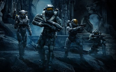 Halo 5 Guardians Team Chief Wallpapers | HD Wallpapers | ID #14625