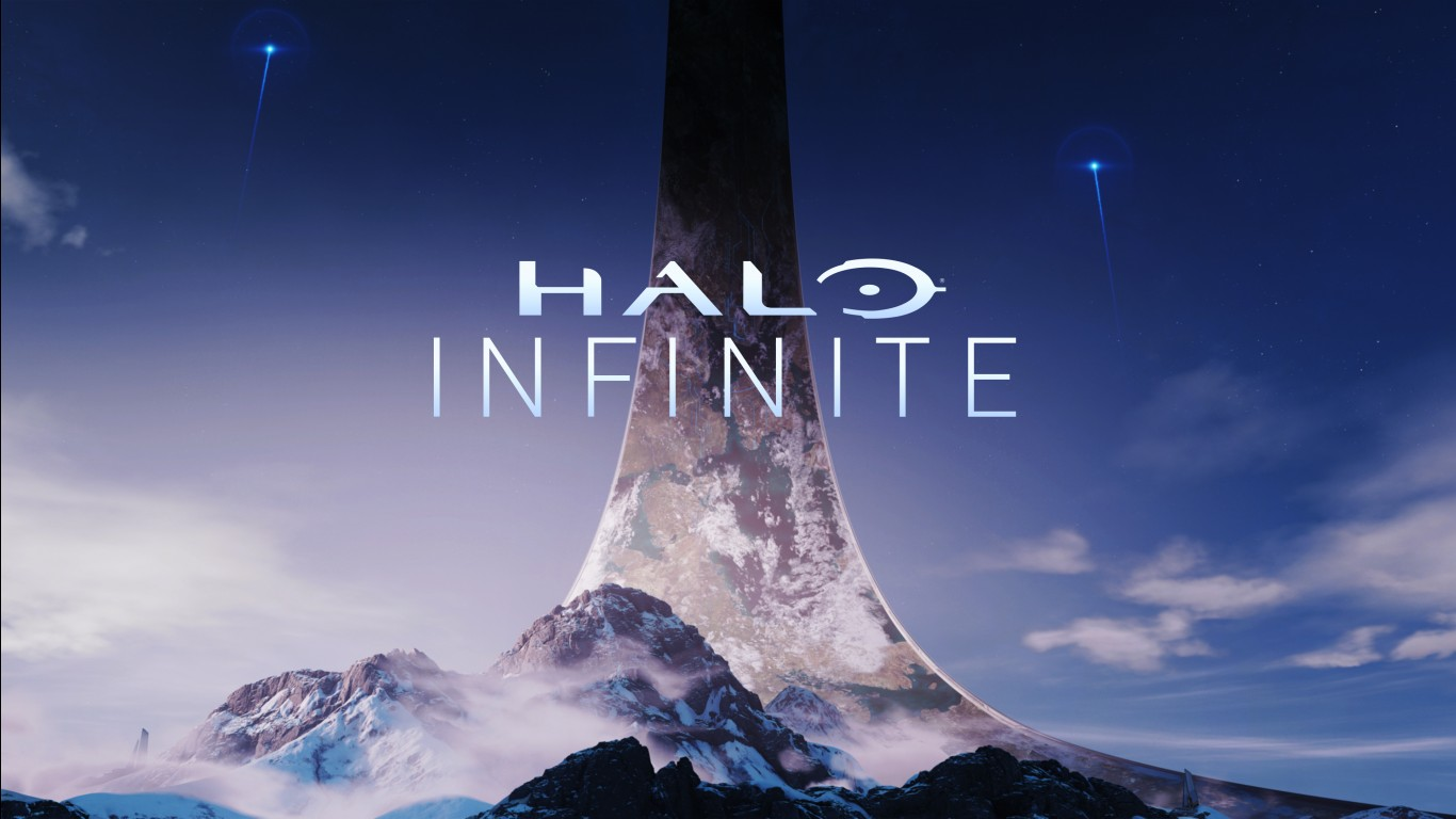 Space Wallpaper 4k Iphone X Halo Infinite E3 2018 4k Wallpapers Hd Wallpapers Id