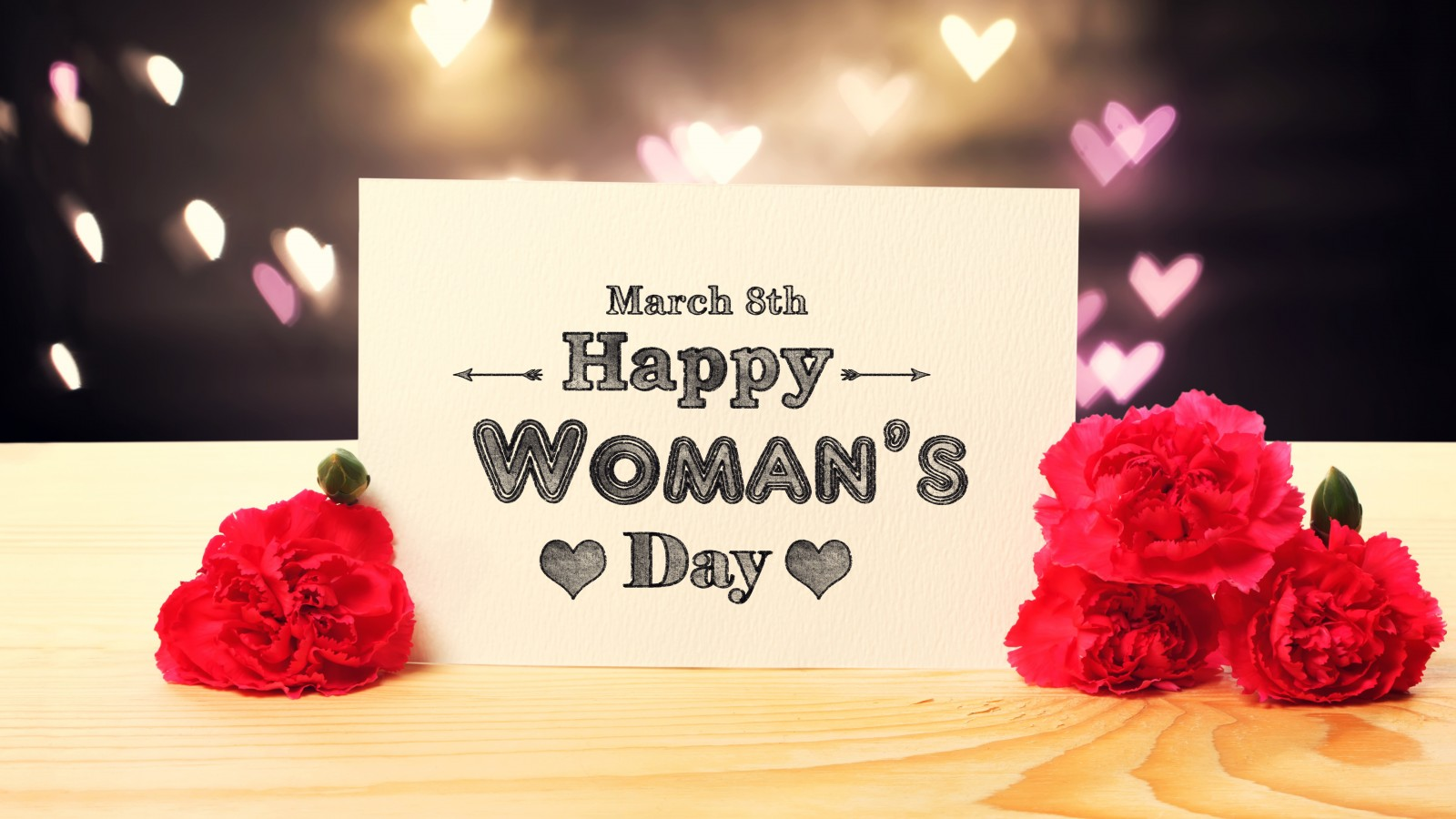 Free 3d Fantasy Desktop Wallpaper Happy Womans Day 4k Wallpapers Hd Wallpapers Id 19856