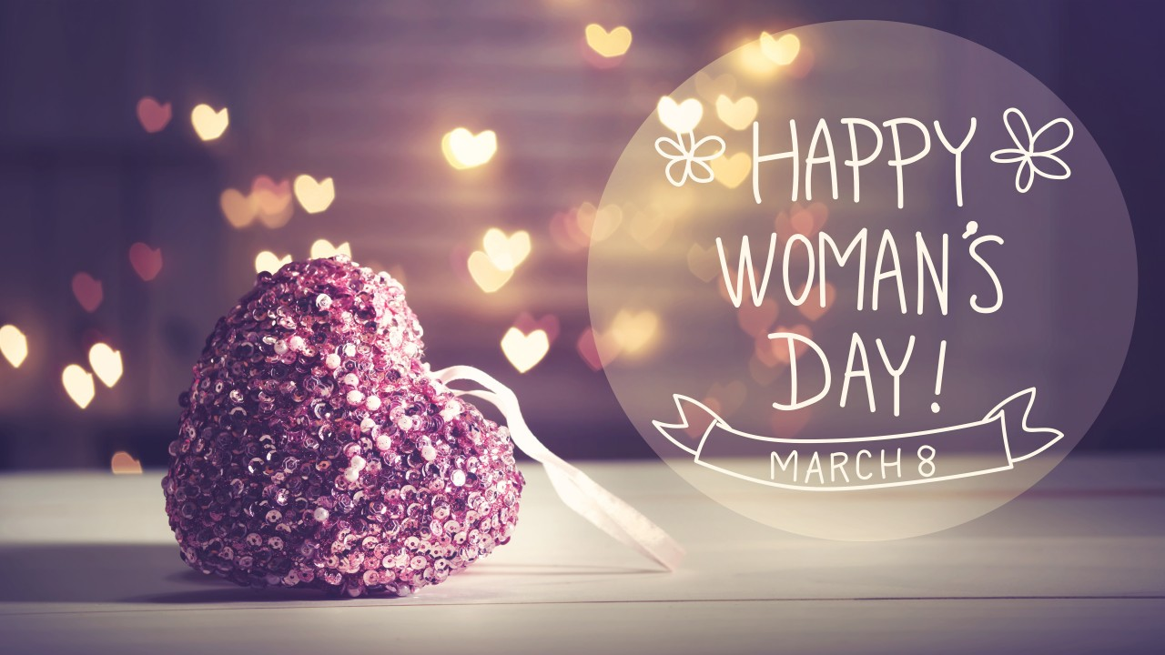D Wallpaper Happy Womans Day March 8 4k Wallpapers Hd Wallpapers