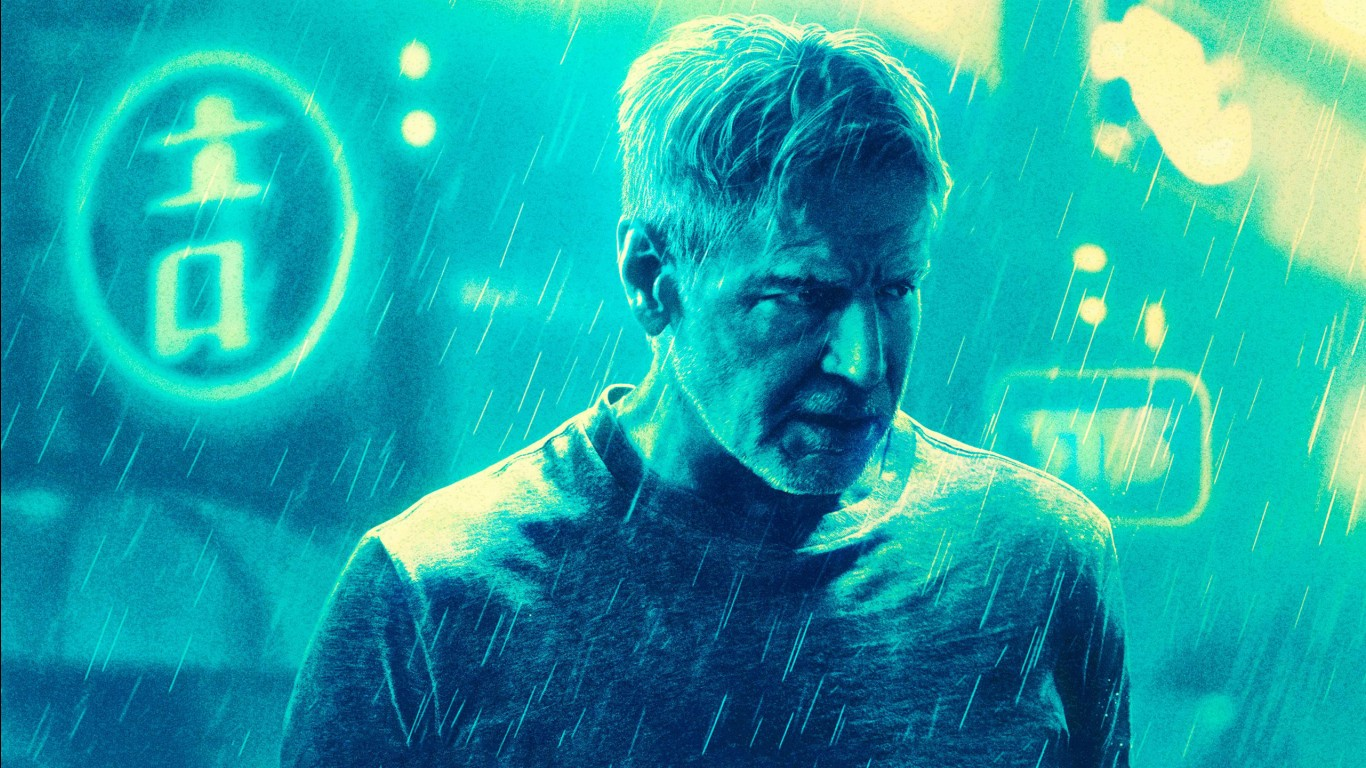Harry Potter 3d Wallpaper Download Harrison Ford Blade Runner 2049 Wallpapers Hd Wallpapers