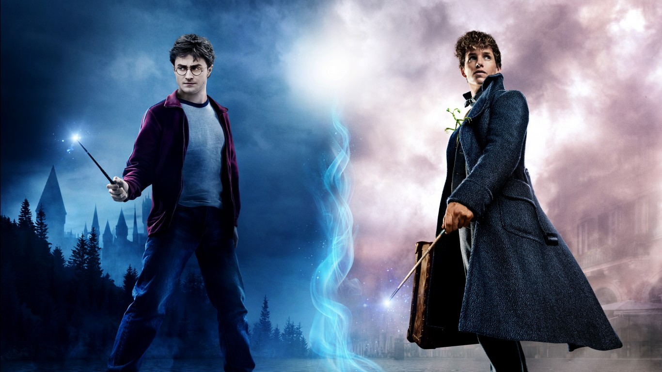 3d Wallpaper Iphone 6s Harry Potter Wizarding World 4k Wallpapers Hd Wallpapers