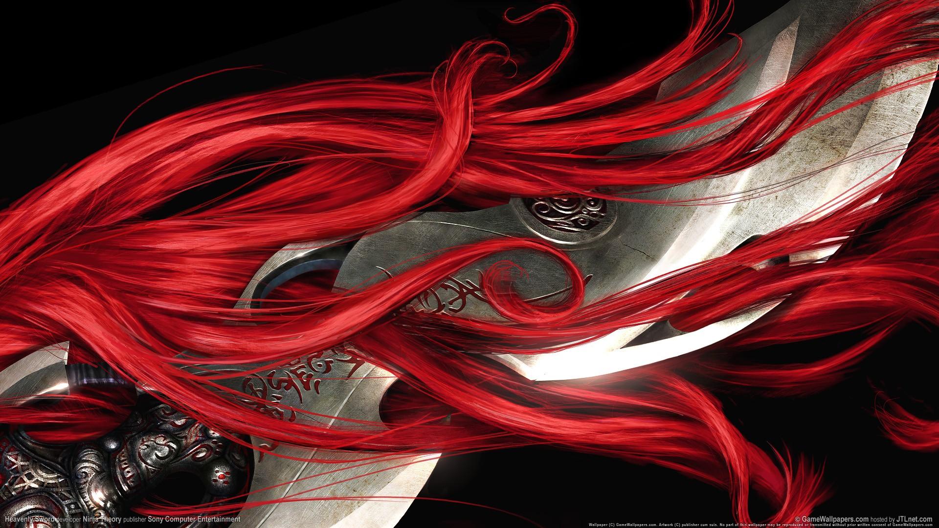 Anime Devil Wallpaper Heavenly Sword Hd Wallpapers Hd Wallpapers Id 1627