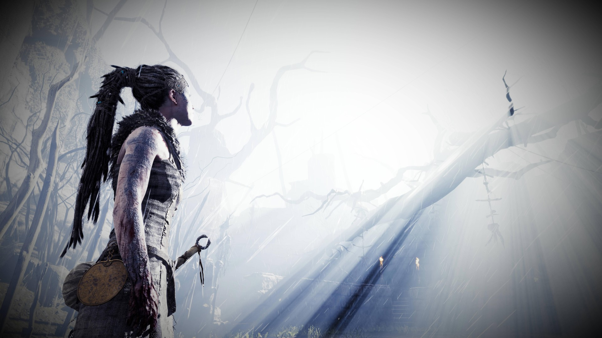 Creative 3d Wallpapers For Desktop Hellblade Senuas Sacrifice 4k 8k Wallpapers Hd