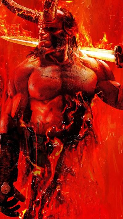Hellboy 2019 4K Wallpapers | HD Wallpapers | ID #26070