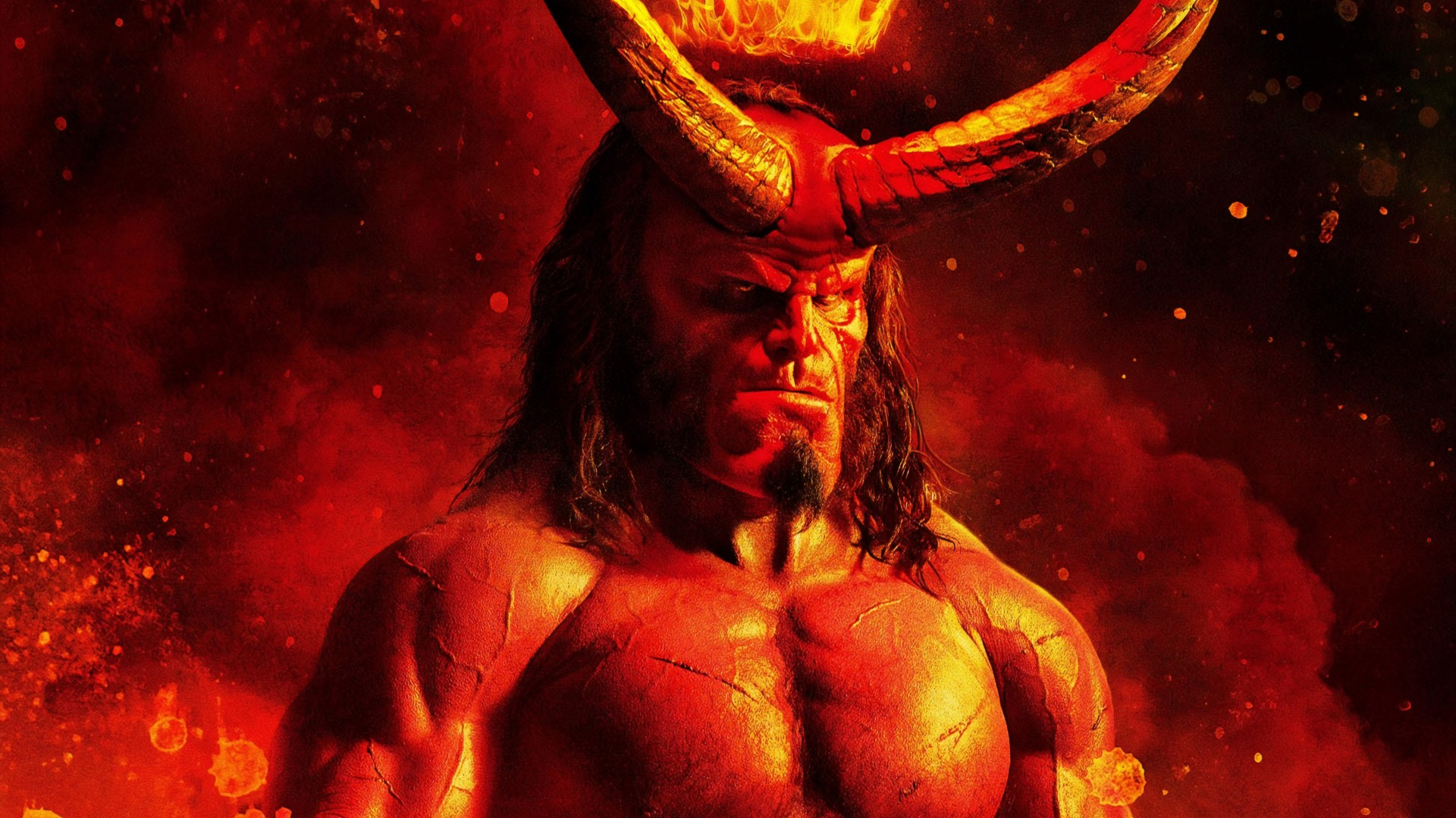New Wallpaper For Iphone 5s Hellboy 2019 4k 5k Wallpapers Hd Wallpapers Id 27379