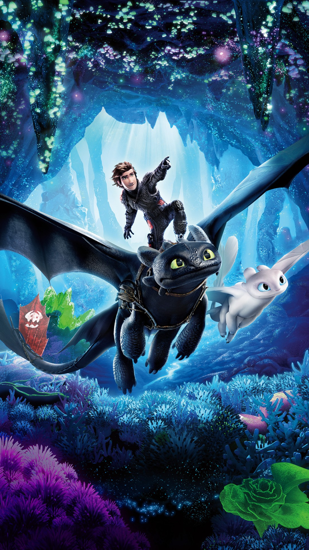 Latest Hd Wallpapers For Iphone 7 How To Train Your Dragon 3 The Hidden World 4k 8k