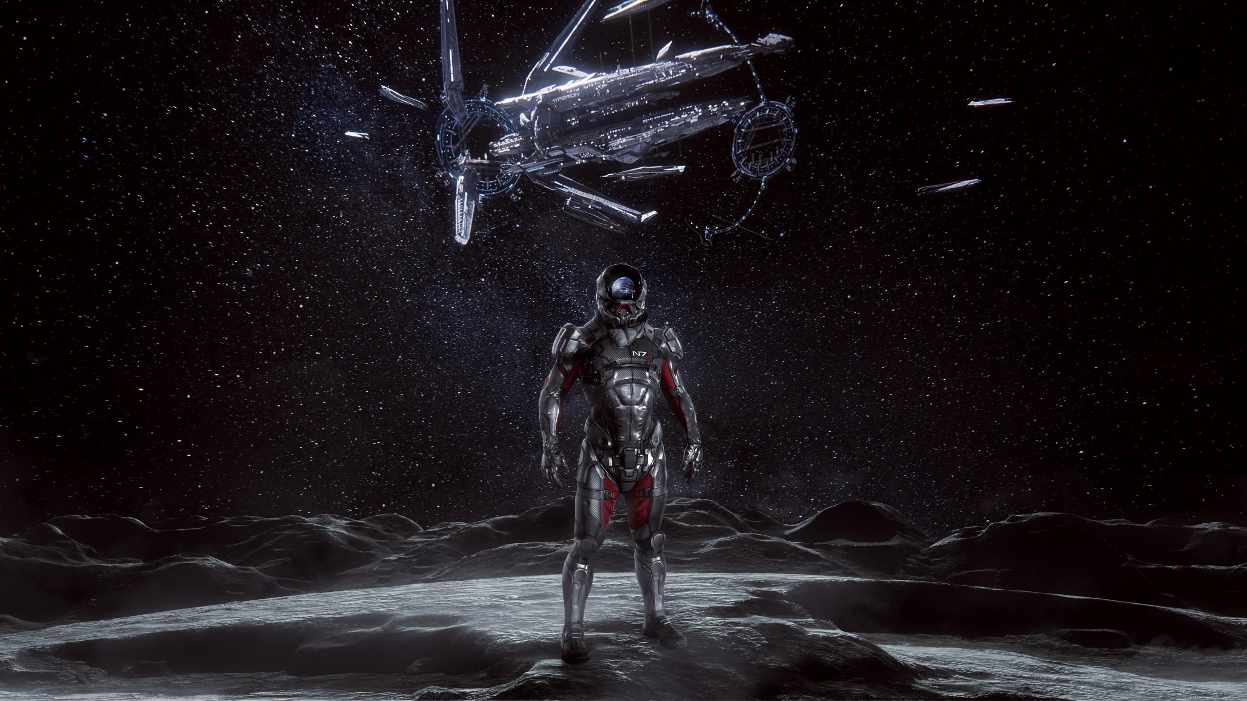 Assassins Creed 3d Wallpaper Hyperion Mass Effect Andromeda 4k Wallpapers Hd