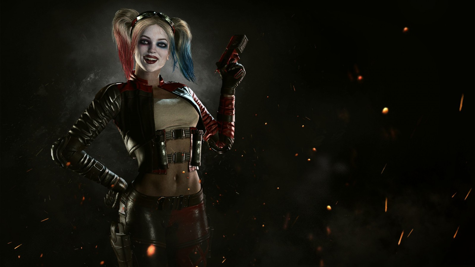 Angry Birds Wallpaper Hd Iphone Injustice 2 Harley Quinn Wallpapers Hd Wallpapers Id