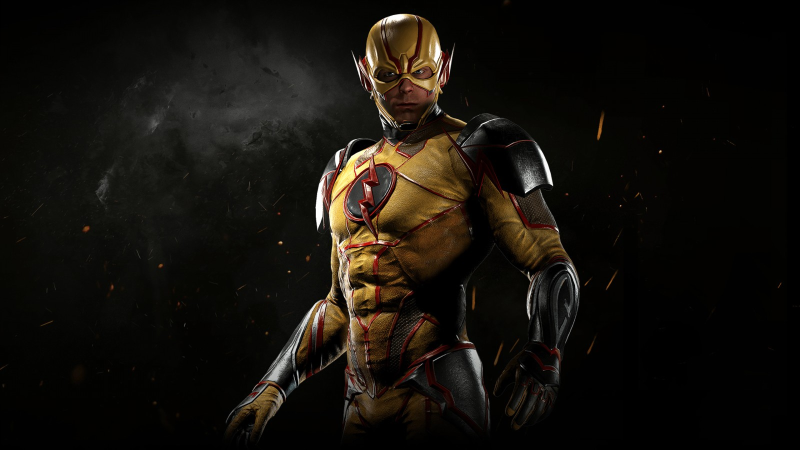 3d Abstract Rainbow Wallpaper Injustice 2 Reverse Flash Wallpapers Hd Wallpapers Id
