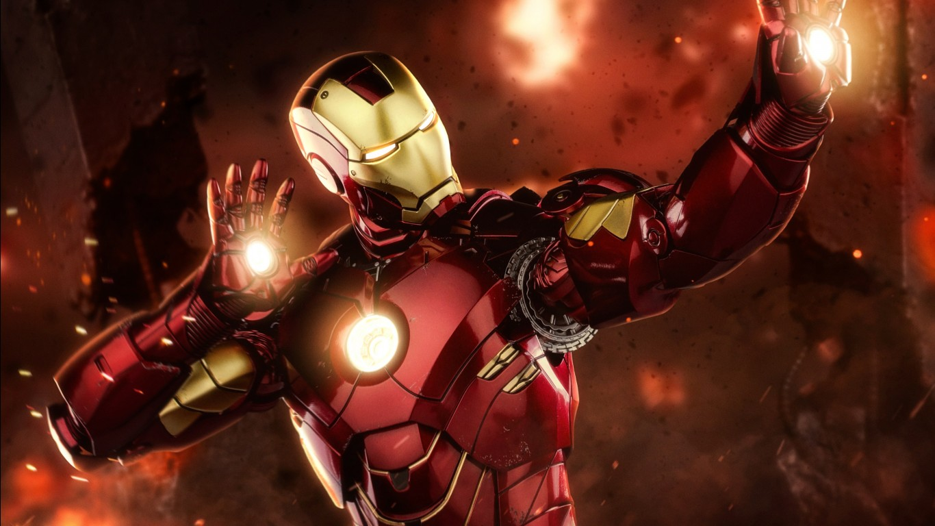 Marvel Iphone 7 Wallpaper Iron Man 4k Wallpapers Hd Wallpapers Id 26806