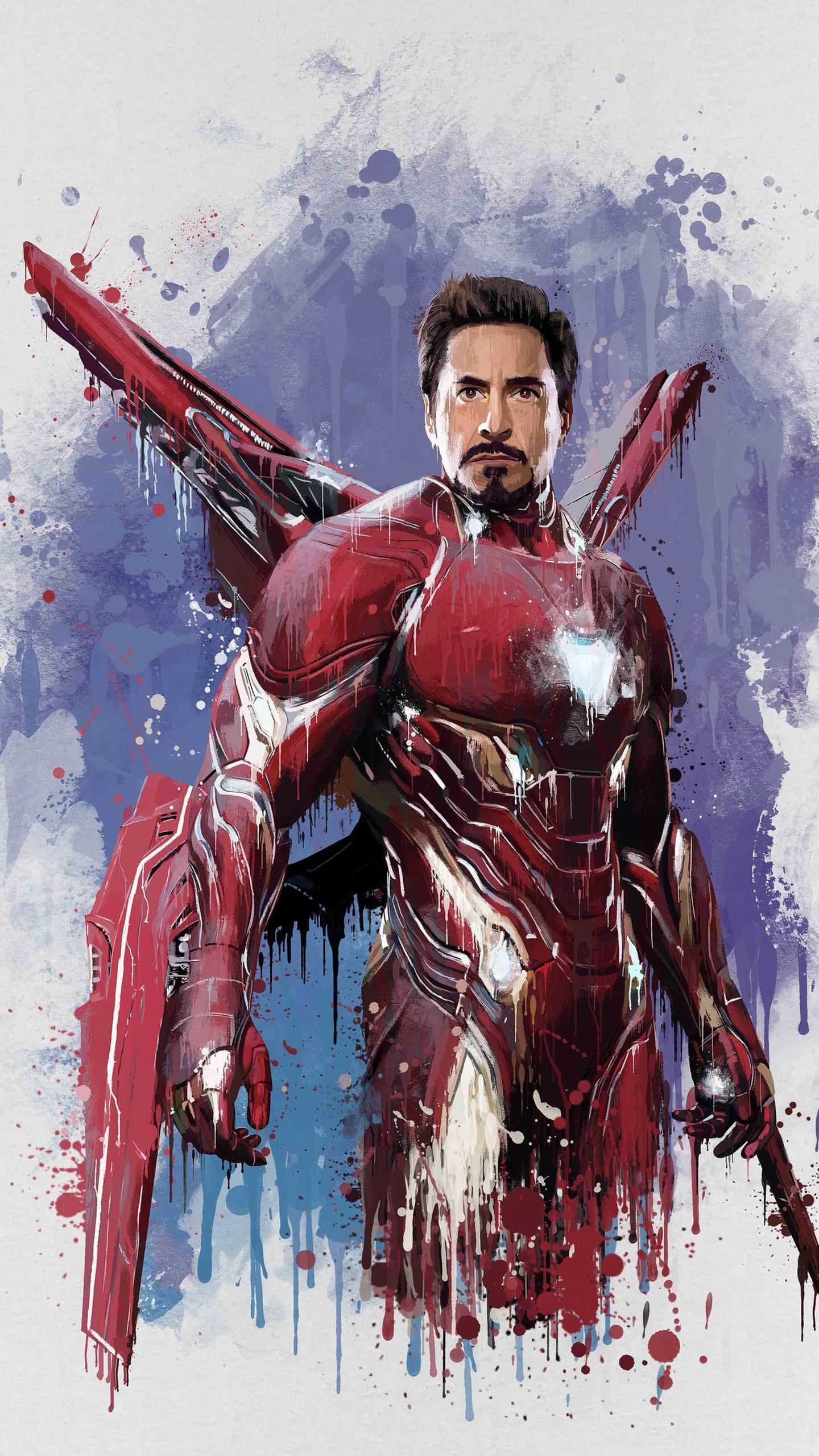 Mayank 3d Wallpaper Iron Man Avengers Infinity War Suit Wallpapers Hd