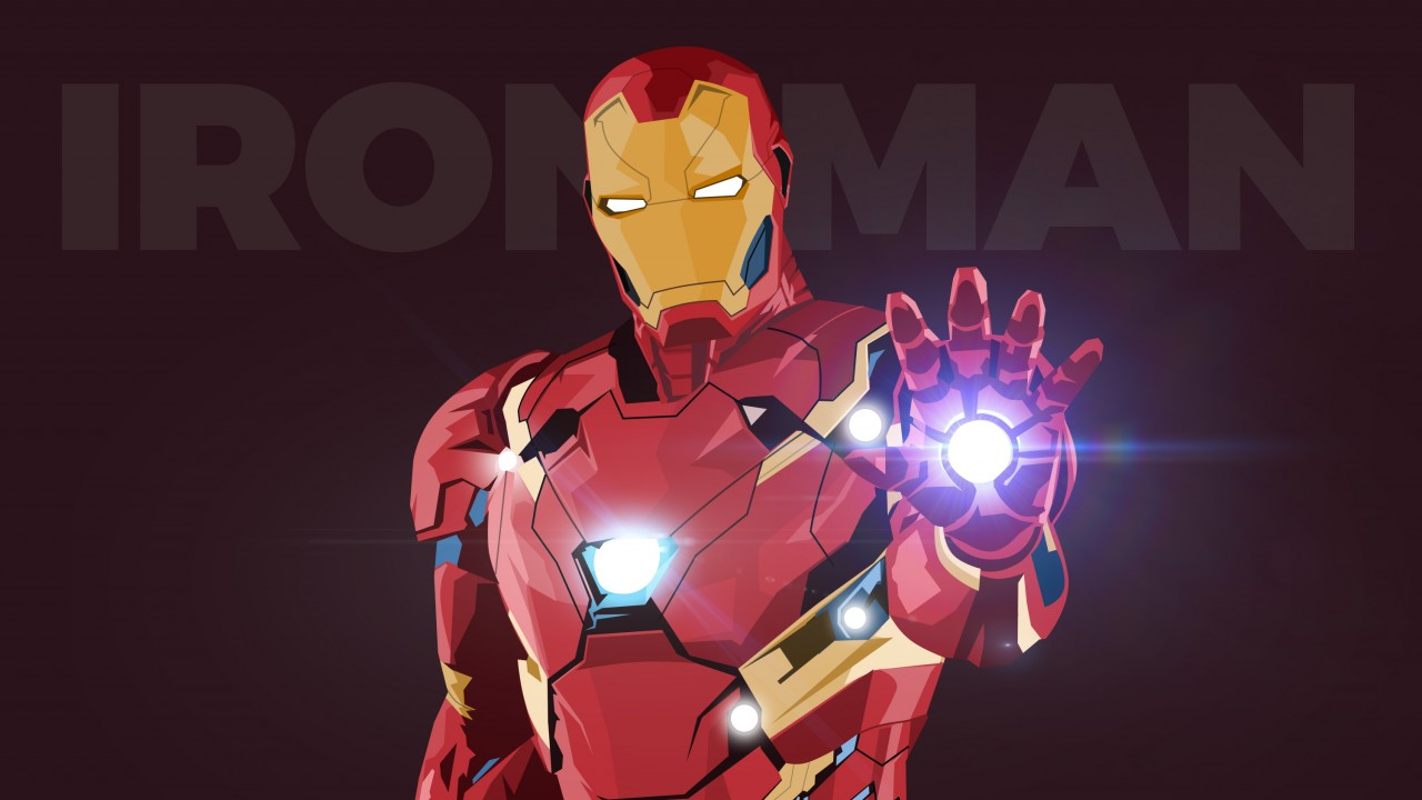 Cute Cartoon Wallpaper Download Iron Man Cgi Hd Wallpapers Hd Wallpapers Id 21729