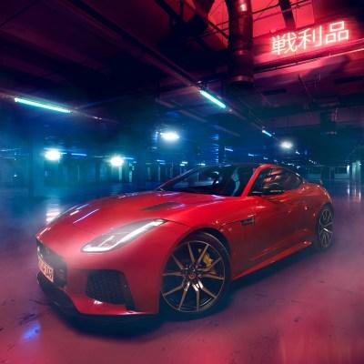 Jaguar F-TYPE SVR 4K Wallpapers | HD Wallpapers | ID #24956