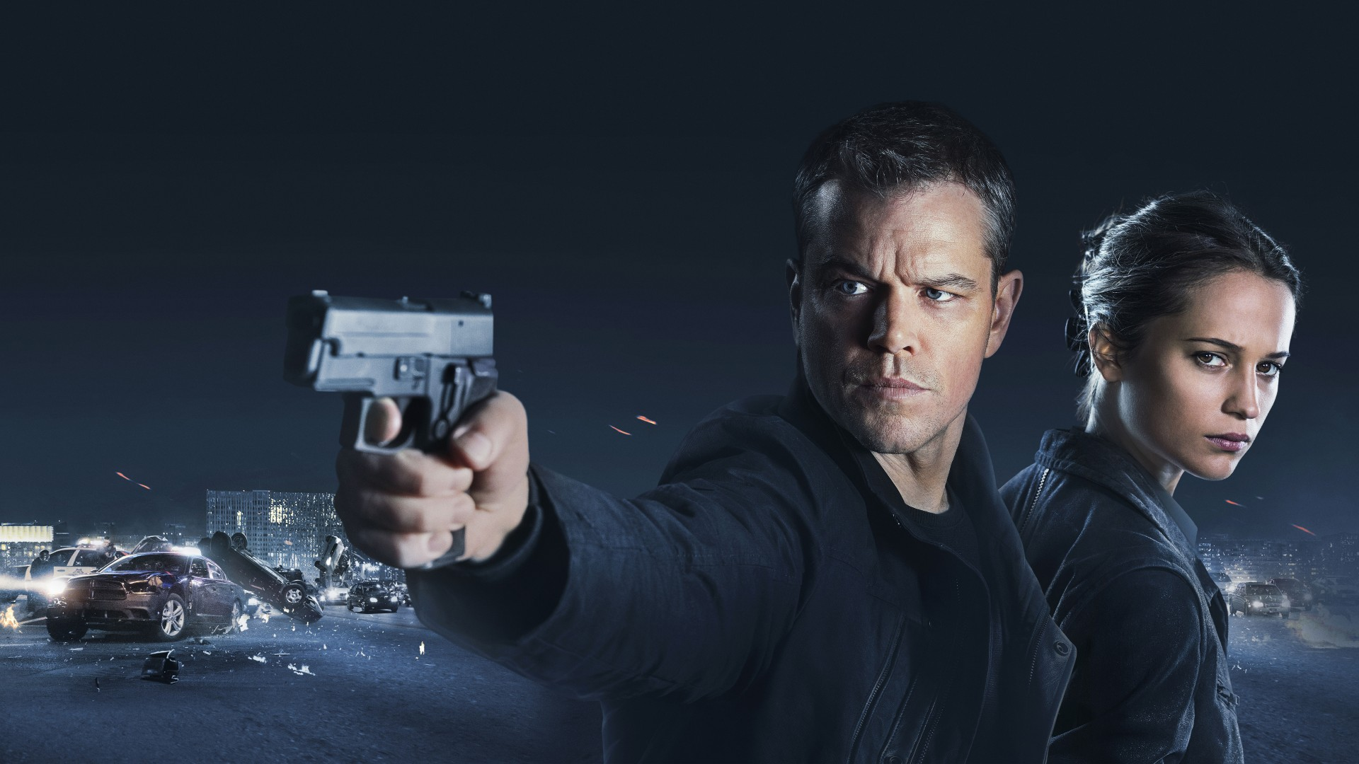 Wallpaper Cars Movie Jason Bourne 2016 8k Wallpapers Hd Wallpapers Id 18292