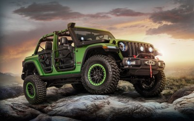 Jeep Wrangler Unlimited Rubicon Moparized 2018 4K Wallpapers | HD Wallpapers | ID #22413