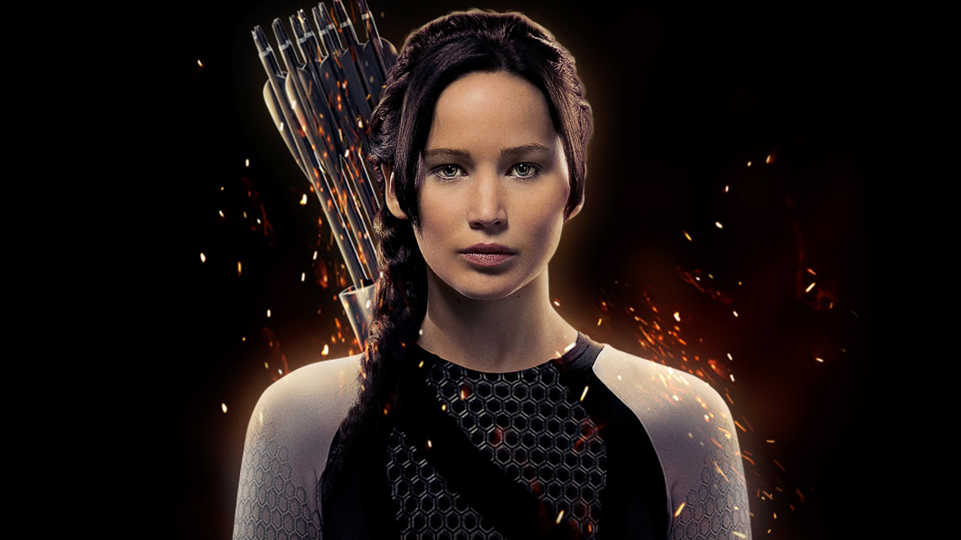Cute Photography Wallpaper For Iphone Jennifer Lawrence As Katniss Wallpapers Hd Wallpapers