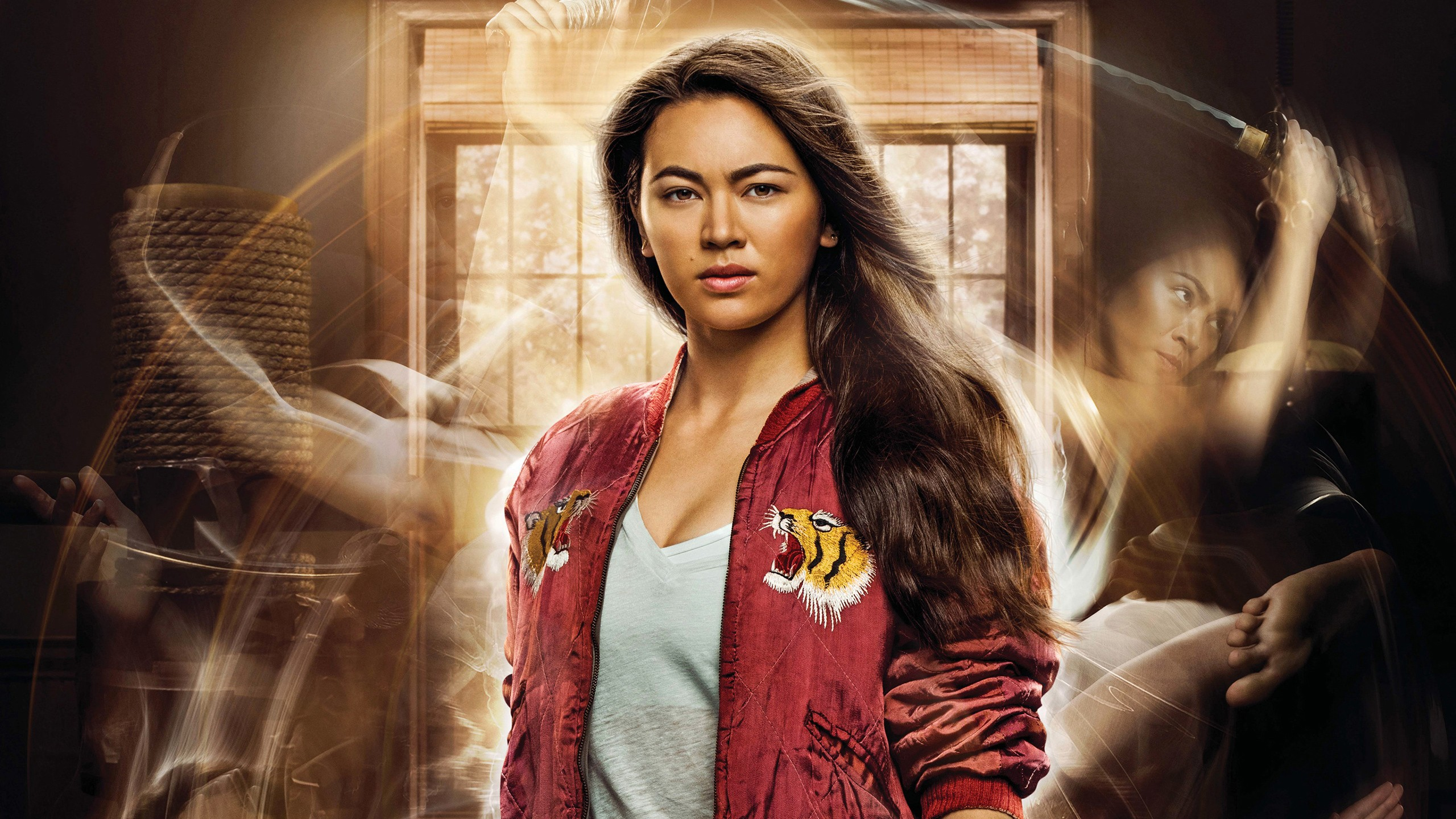 Lucy Hale Cute Wallpapers Jessica Henwick As Colleen Wing In Iron Fist Wallpapers
