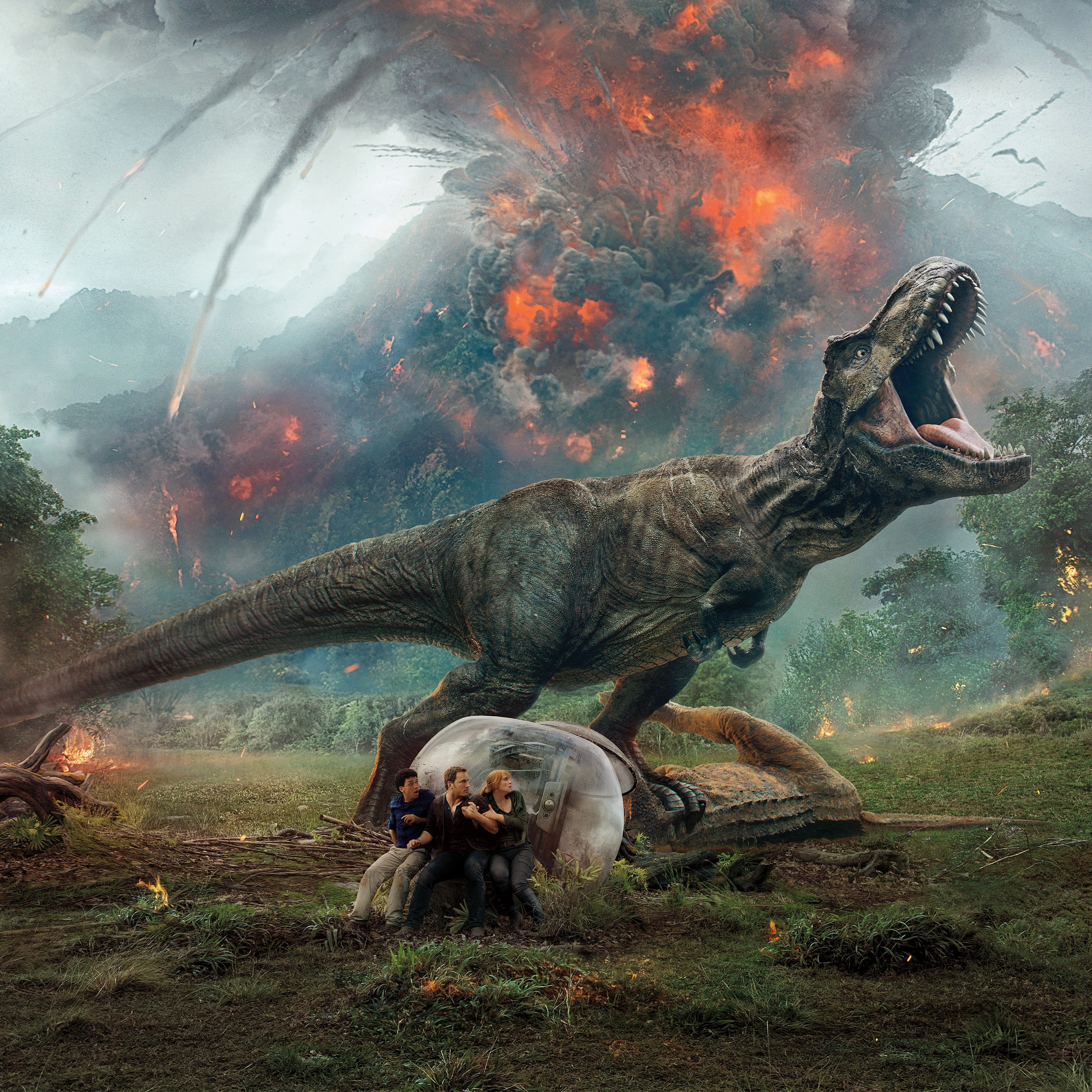 The Best Wallpaper For Iphone 7 Plus Jurassic World Fallen Kingdom 2018 4k 8k Wallpapers Hd