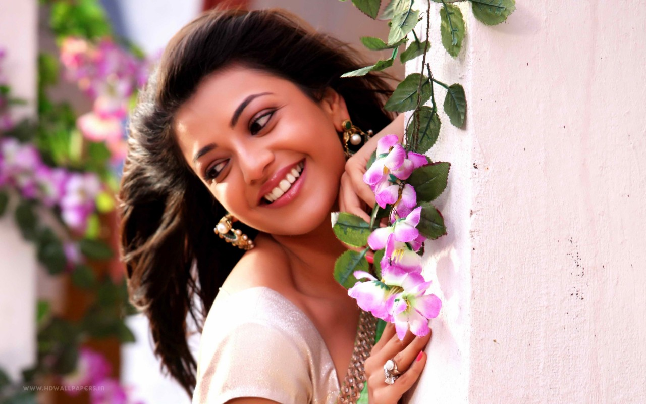 Widescreen Anime Girl Wallpaper Kajal Agarwal 2015 Wallpapers Hd Wallpapers Id 14937