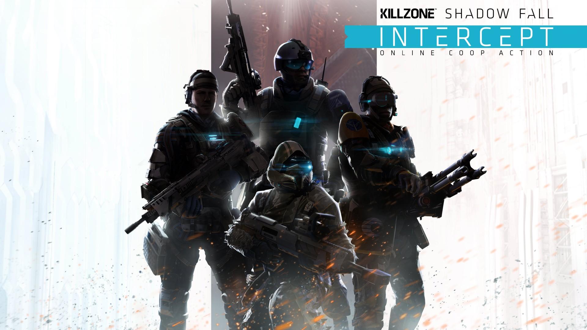 Killzone Shadow Fall Wallpaper Killzone Shadow Fall Intercept Game Wallpapers Hd