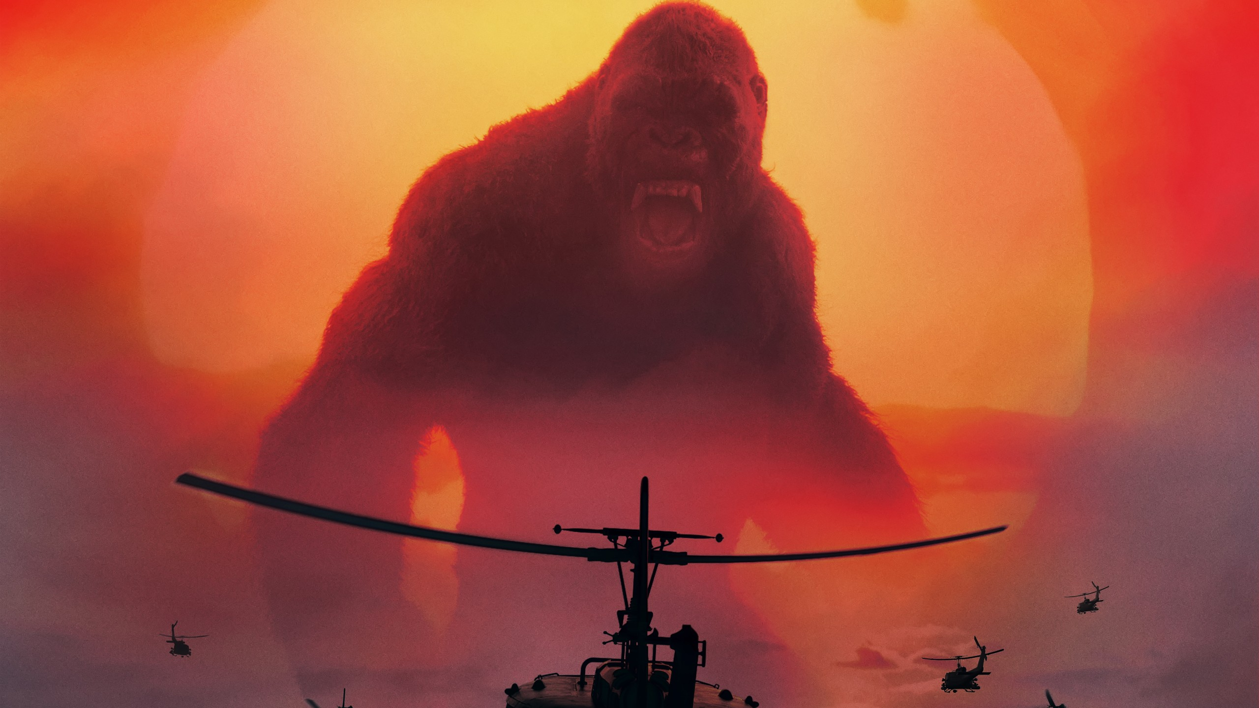 Wallpaper Skull 3d Kong Skull Island 2017 Movie 4k Wallpapers Hd Wallpapers
