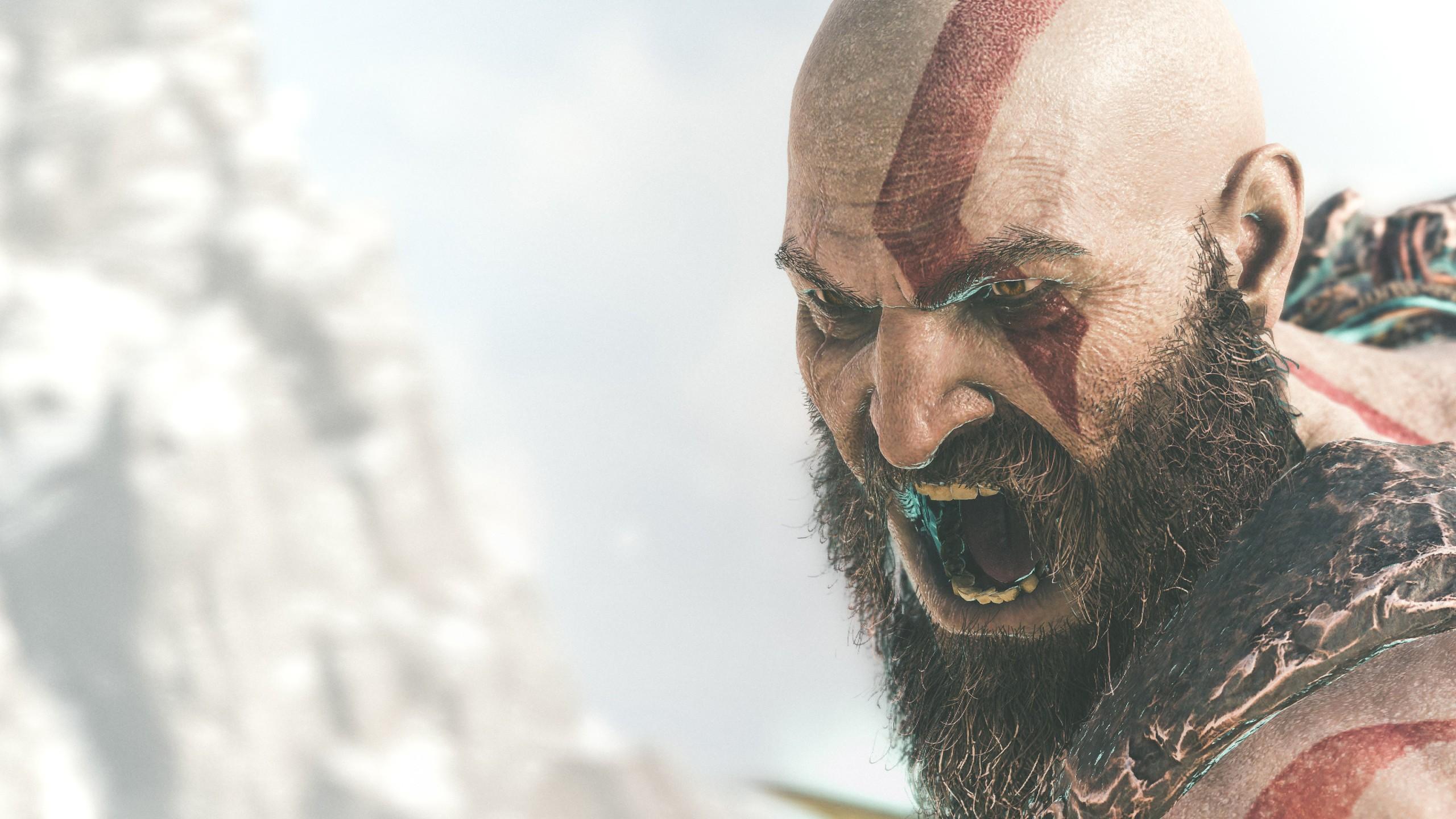 God Of War Wallpaper Hd 3d Download Kratos In God Of War 4k Wallpapers Hd Wallpapers Id 25771