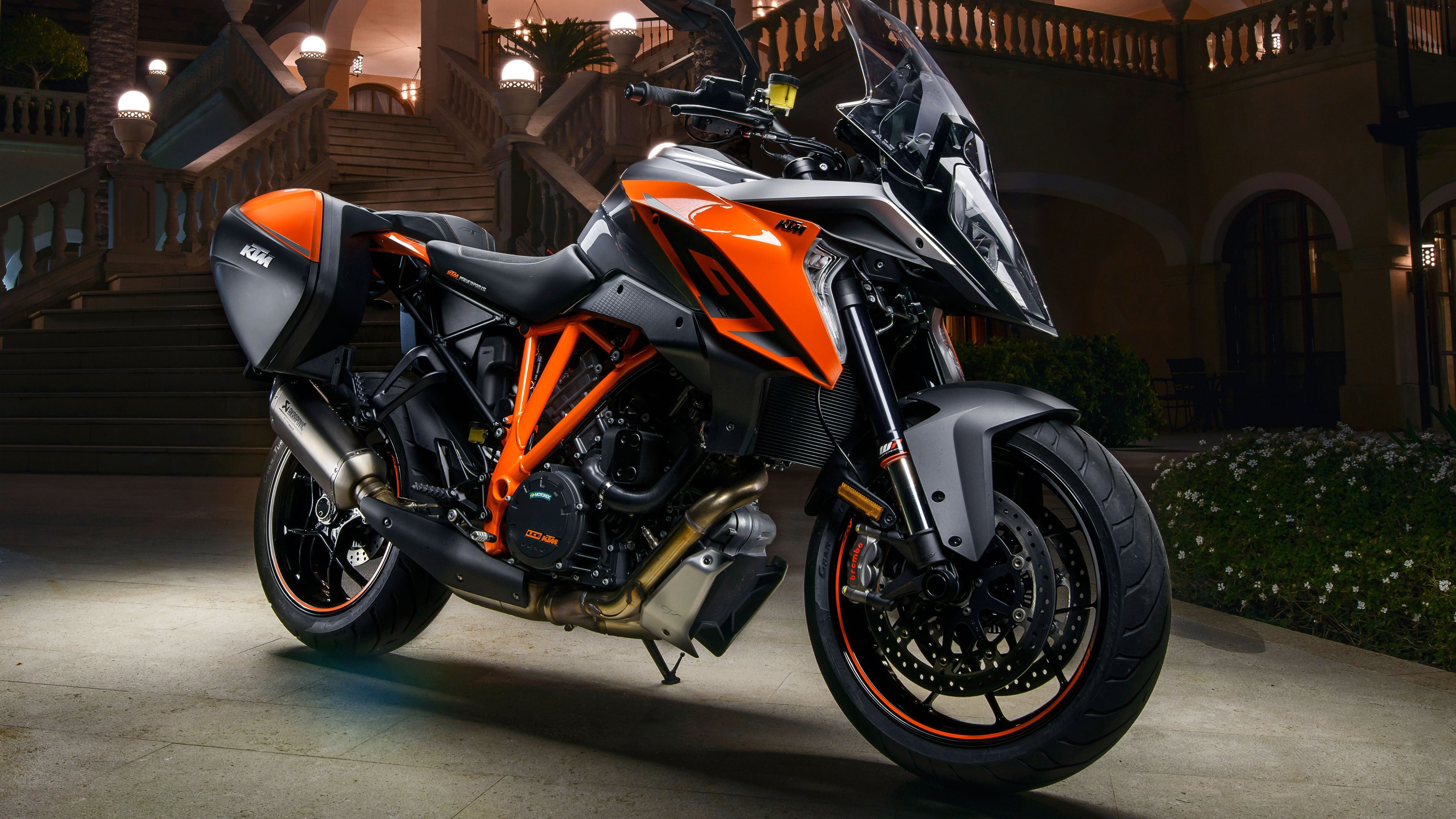 Ktm Duke Hd Wallpapers Ktm 1290 Super Duke Gt 2017 4k Wallpapers Hd Wallpapers