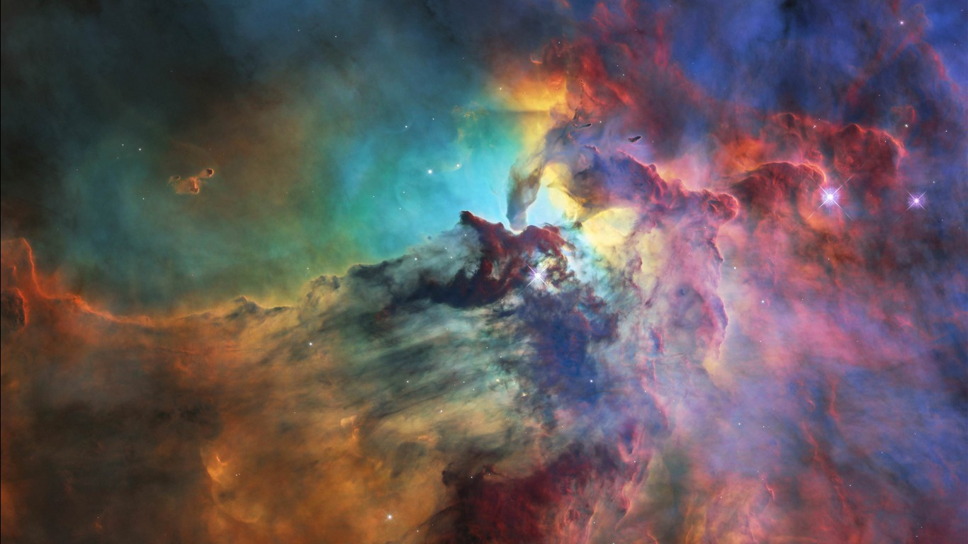 Cute Wallpaper Backgrounds For Iphone Lagoon Nebula 4k Wallpapers Hd Wallpapers Id 27066