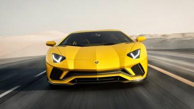 Lamborghini Aventador S 4K 2017 Wallpapers | HD Wallpapers | ID #19987