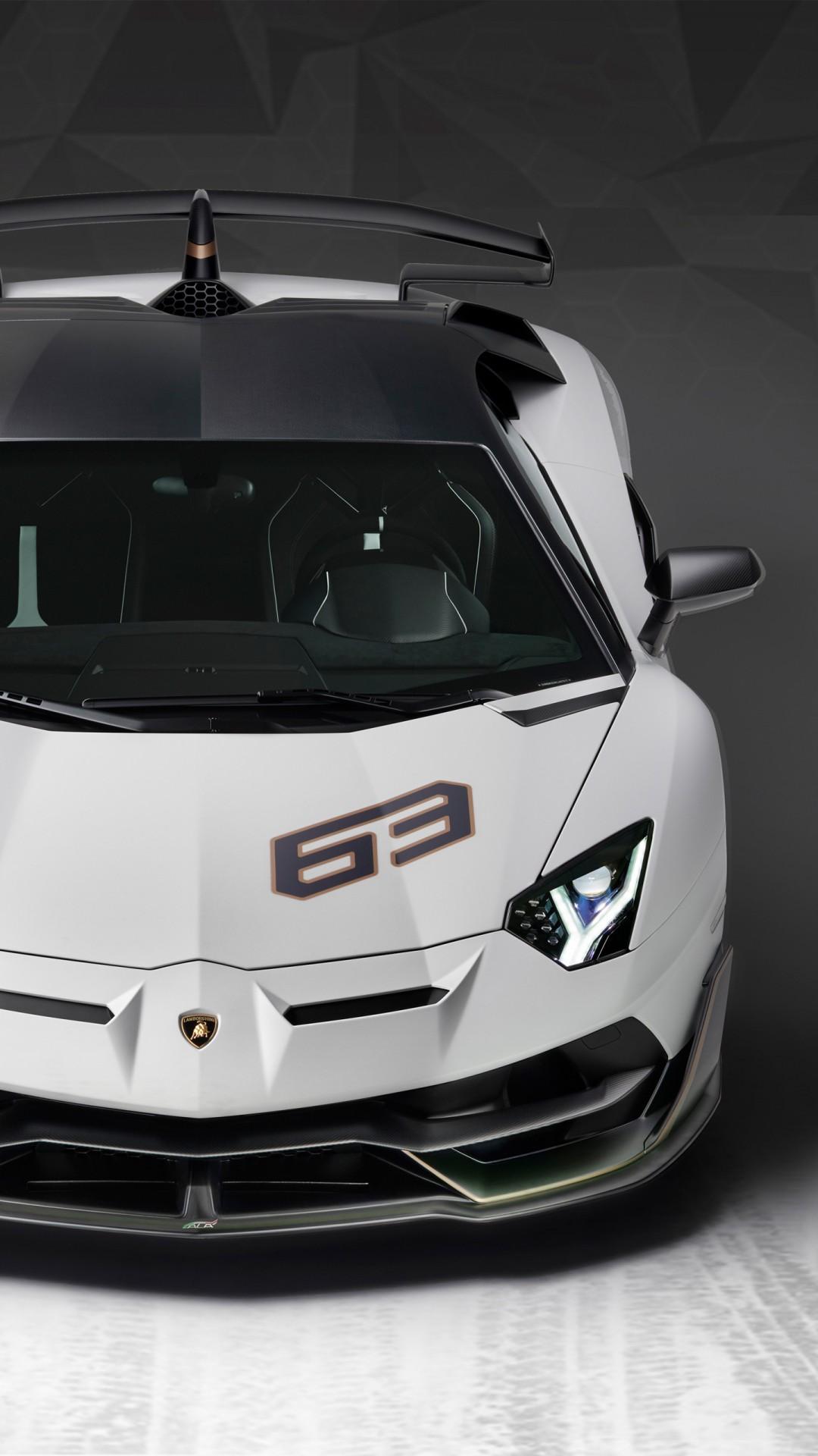 Ipad Hd Wallpaper  Lamborghini Aventador Svj 63 4k Wallpapers Hd Wallpapers