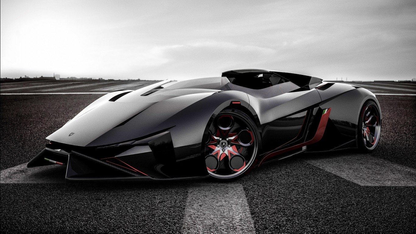 Lamborghini Aventador Cars Wallpapers Lamborghini Diamante Concept 4k Wallpapers Hd Wallpapers
