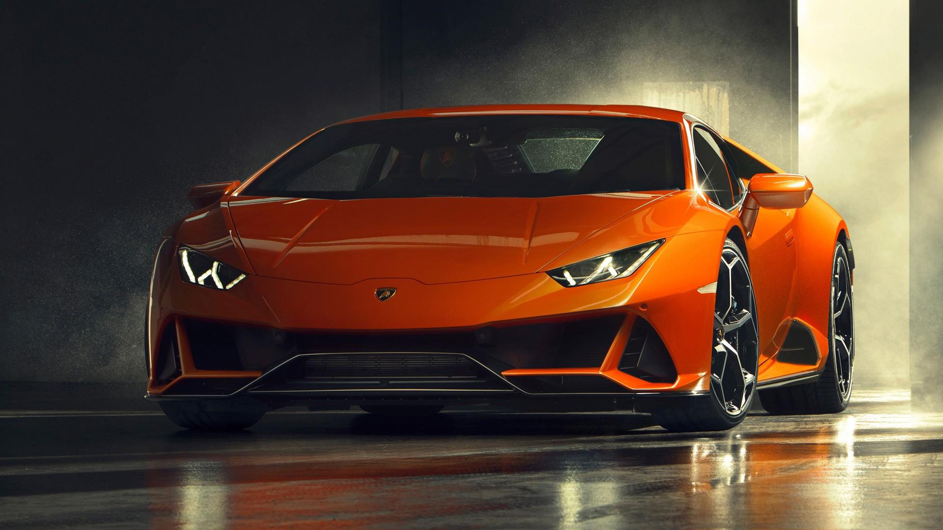 3d Car Wallpaper 1366x768 Lamborghini Huracan Evo 2019 4k Wallpapers Hd Wallpapers