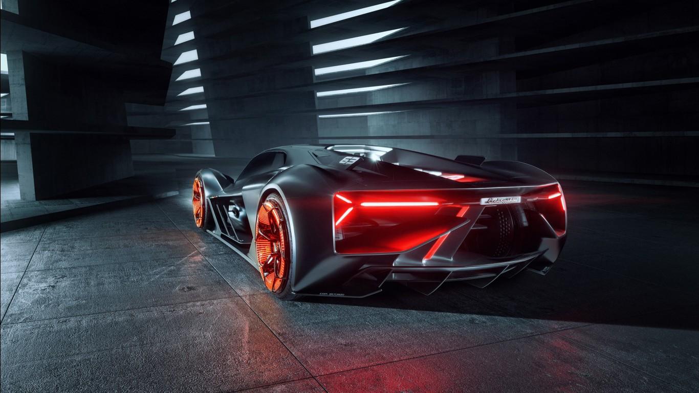 Cool Wallpapers Hd Iphone 7 Lamborghini Terzo Millennio 2019 Wallpapers Hd