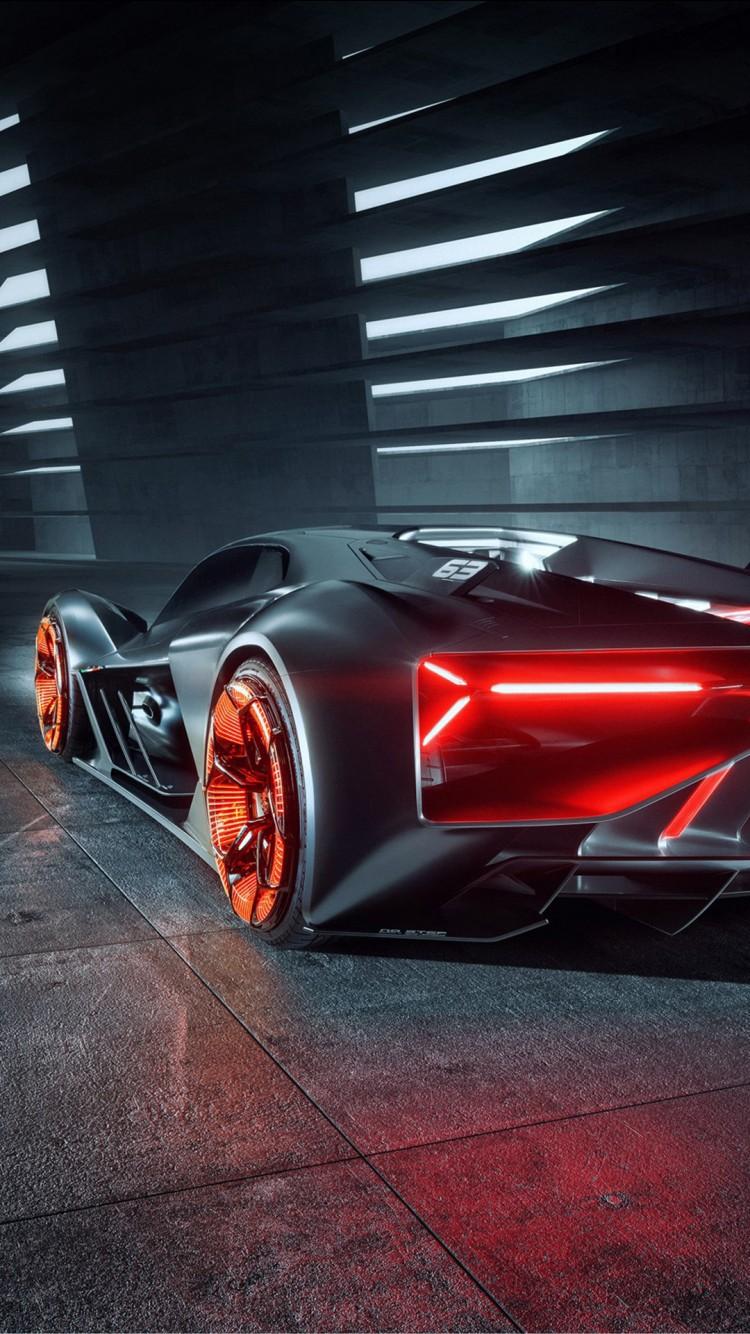 Lamborghini Wallpaper Full Hd Lamborghini Terzo Millennio 2019 Wallpapers Hd