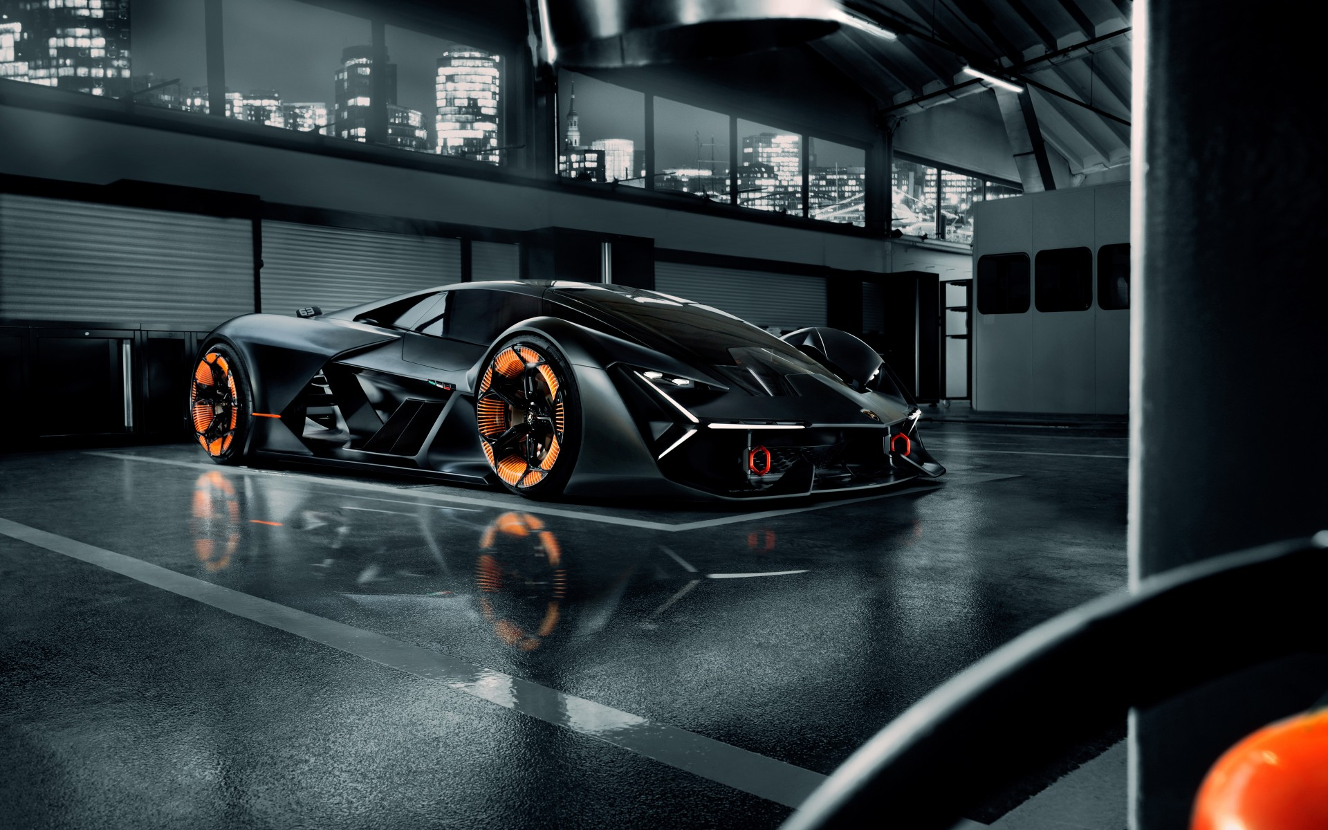 3d Wallpaper For Ipad 4 Lamborghini Terzo Millennio 4k Wallpapers Hd Wallpapers