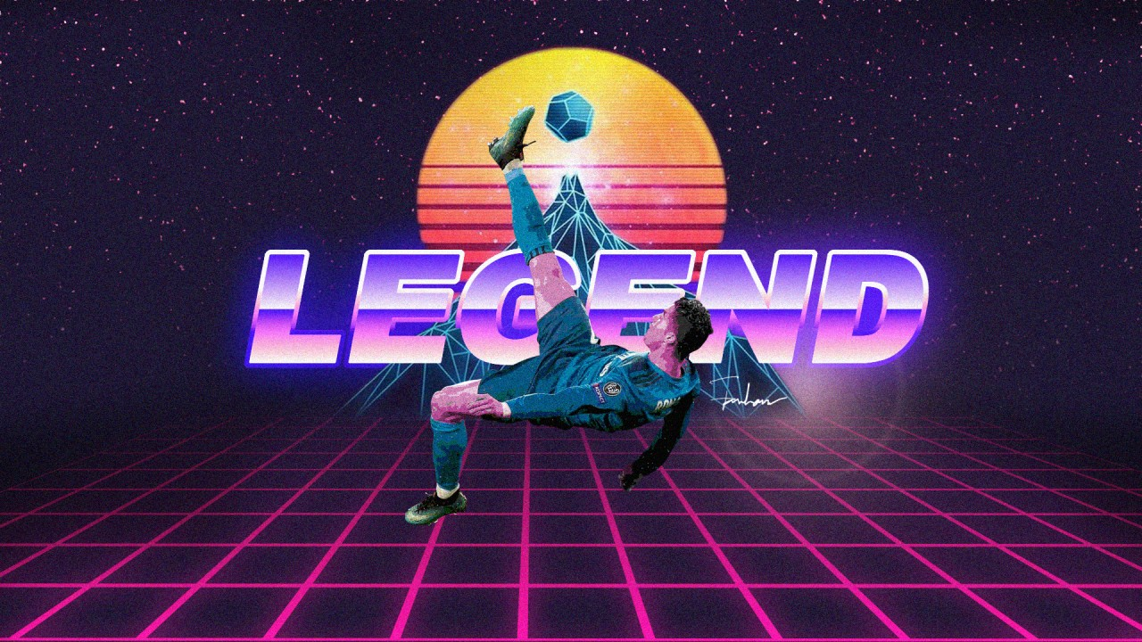 Anime Wallpaper For Ipad Legend Cristiano Ronaldo Retro Wallpapers Hd Wallpapers