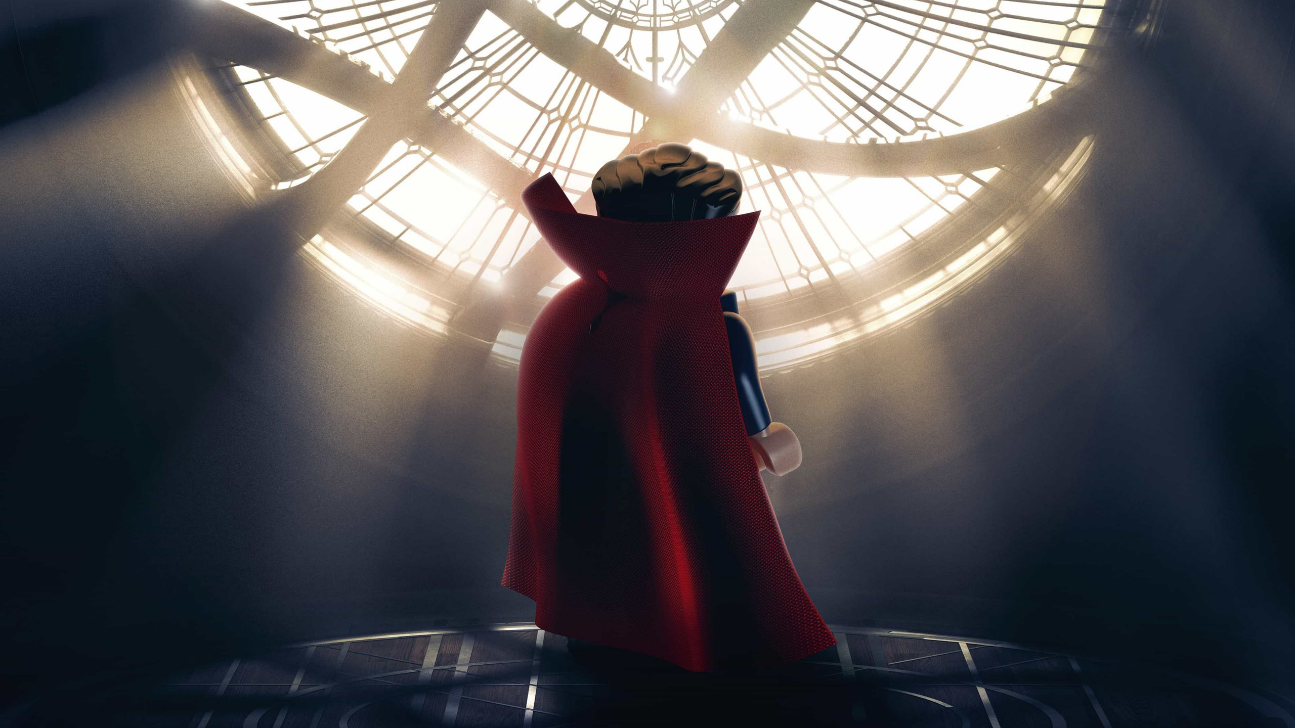 3d Superhero Wallpaper For Android Lego Doctor Strange 4k Wallpapers Hd Wallpapers Id 19755