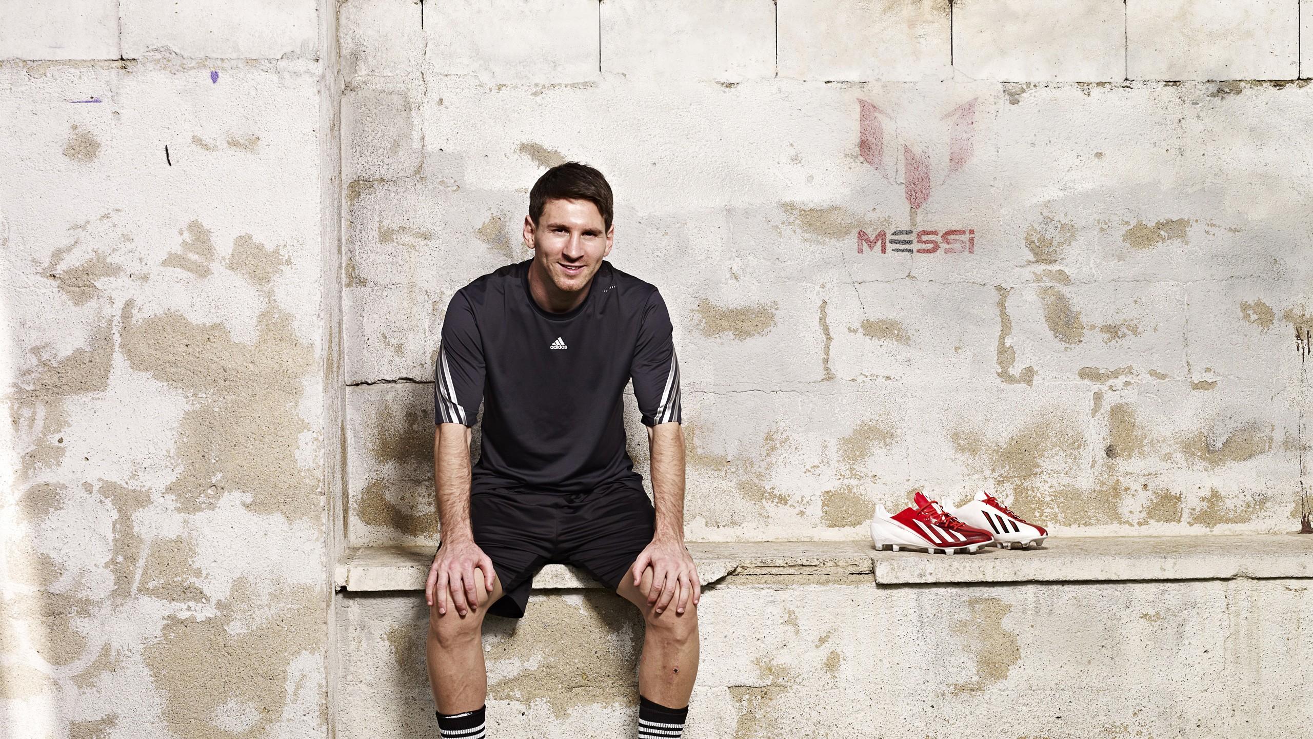 Barcelona 3d Wallpaper Lionel Messi Argentine Footballer Wallpapers Hd