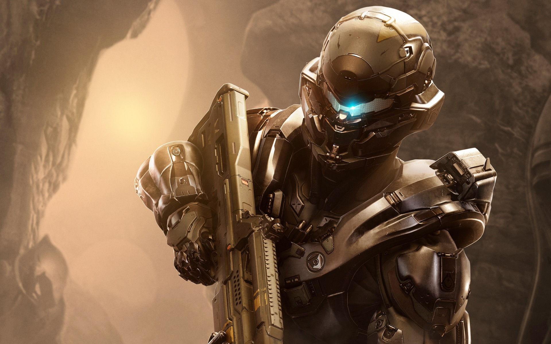 3d Wallpaper For Ipad 4 Locke Halo 5 Guardians Wallpapers Hd Wallpapers Id 15682