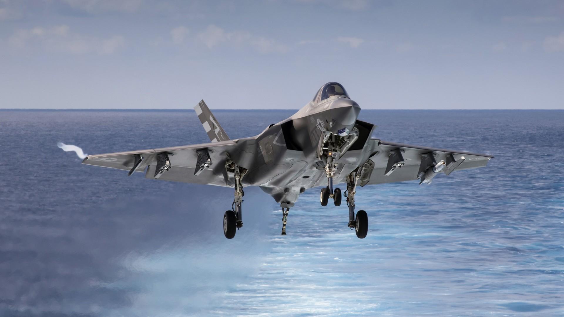 3d Wallpaper Lockheed Martin F 35 Lightning Ii Fighter Wallpapers Hd