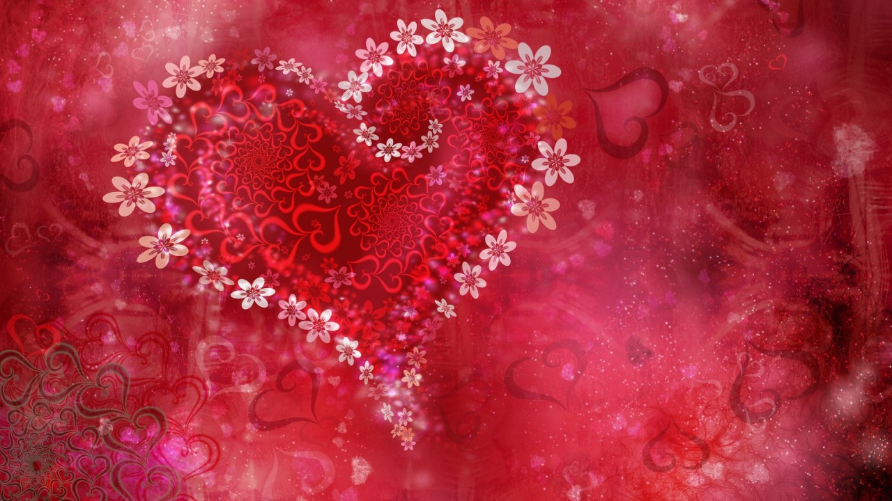 Love Couple Wallpaper For Iphone 5 Love Heart Flowers Wallpapers Hd Wallpapers Id 9907