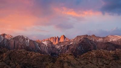 macOS Sierra Mountains 5K Wallpapers | HD Wallpapers | ID #18918