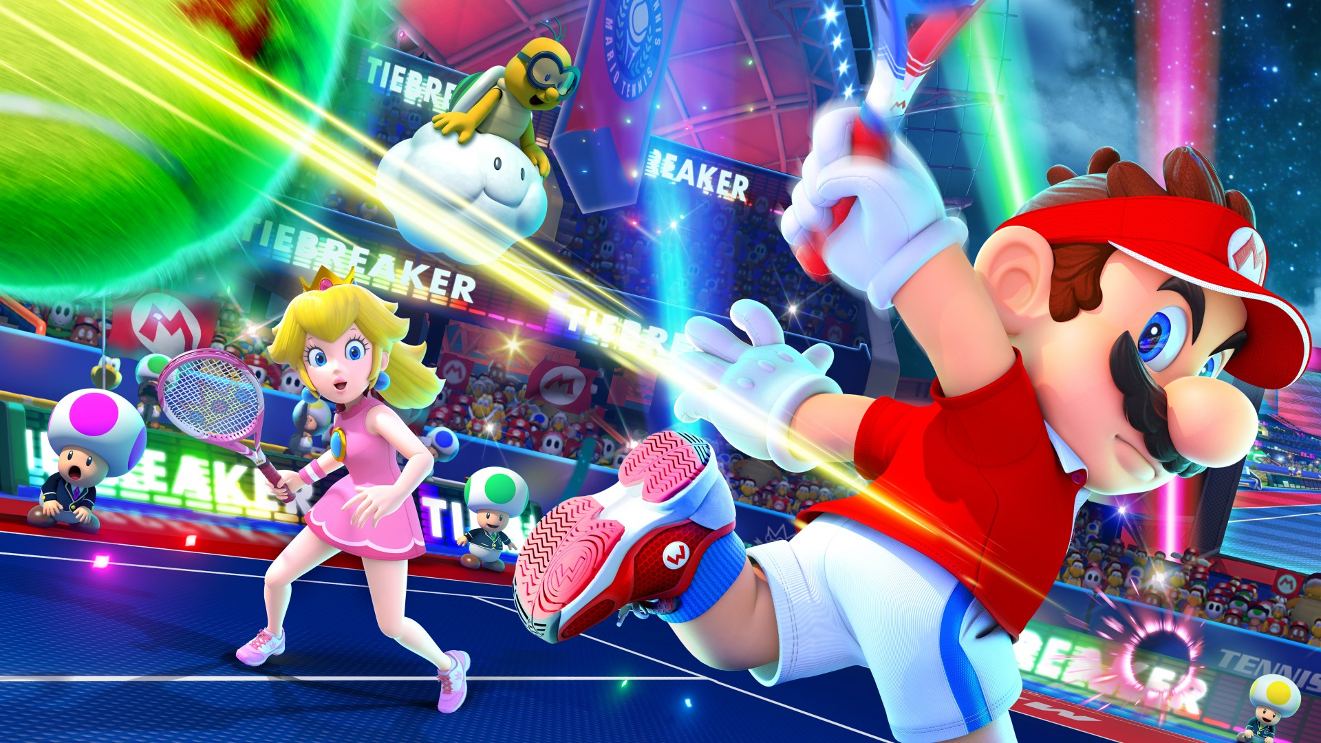 World Best Sports Cars Wallpapers Mario Tennis Aces 5k Wallpapers Hd Wallpapers Id 24797