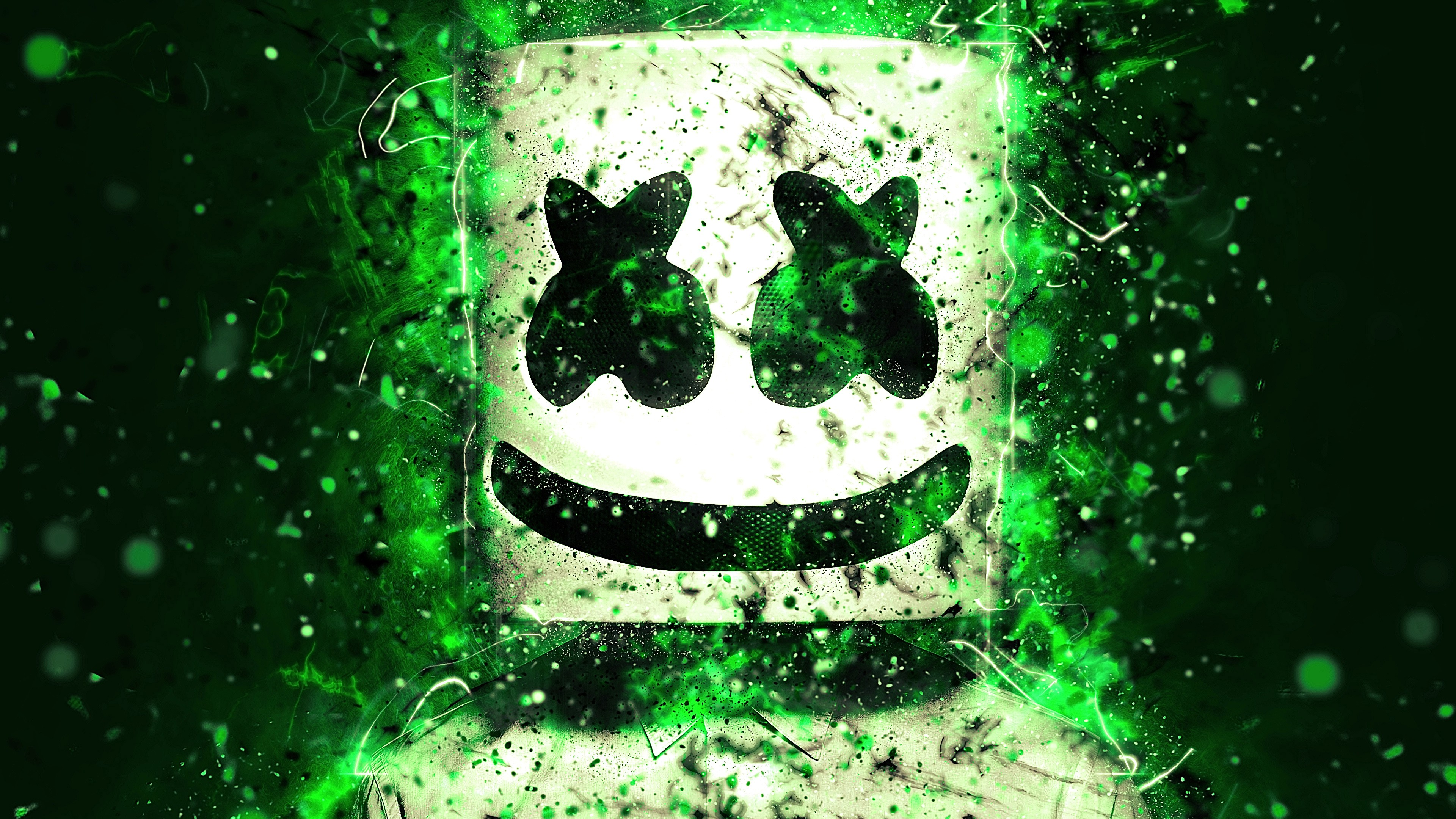 3d Wallpaper Pc Windows 7 Marshmello 4k Wallpapers Hd Wallpapers Id 26012